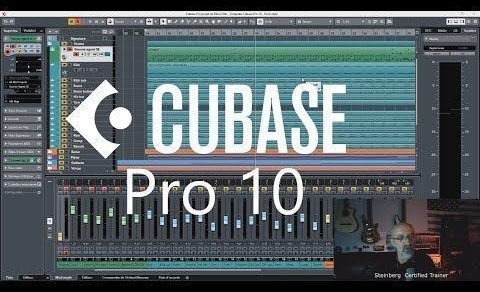 Cubase Pro 10.5.20 Crack with Serial Key Free
