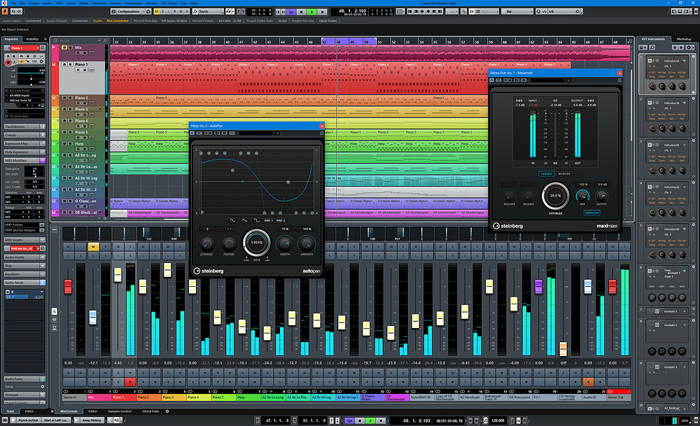 Cubase Pro 10.5.20 Crack with Serial Key Latest