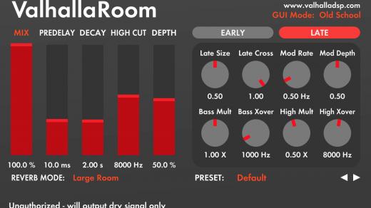 Valhalla Room VST Crack for Mac [Full Torrent] Download