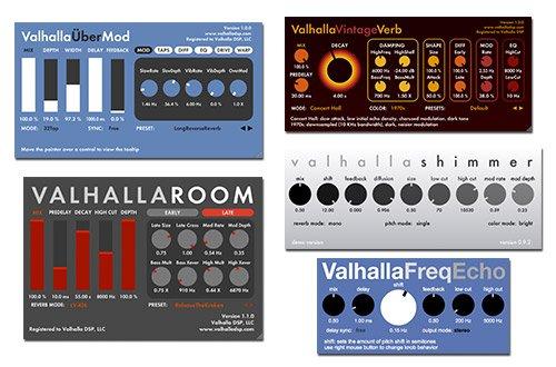 Valhalla Room VST Crack for Mac [Full Torrent] Download Free