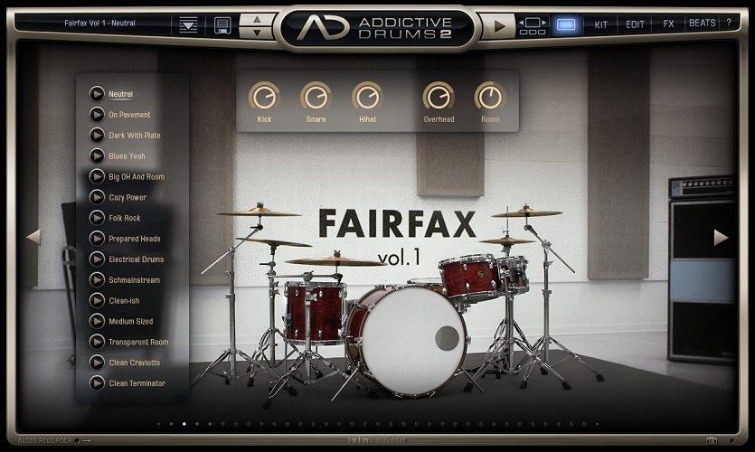XLN Audio Addictive Drums 2.2.0 Complete Collection Crack + VST Torrent