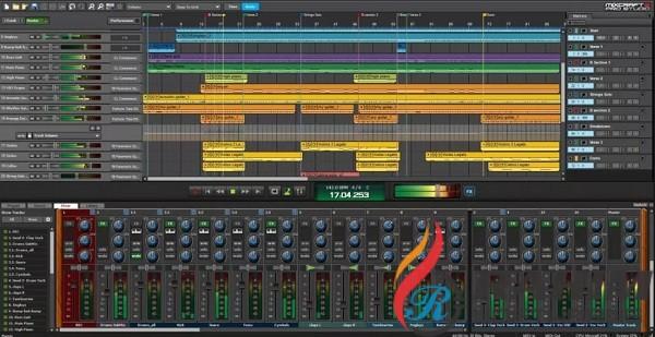 Acoustica Mixcraft Pro Studio 9 VST Crack Full Registered 2021