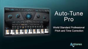 Antares AutoTune Pro 9.1.1 Mac Crack With Serial Key 2020