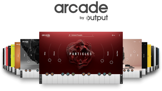 Arcade VST by Output Crack v1.3.6 Free Download Mac + Win