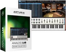Arturia Analog Lab 4.1.2.3657 (Mac) Crack Free Download