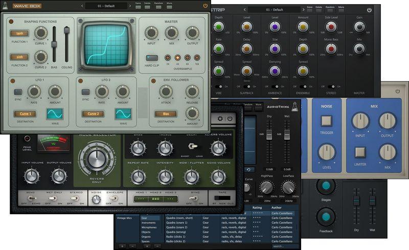 AudioThing Effect Bundle 2019 (Win) VST Cracked Download