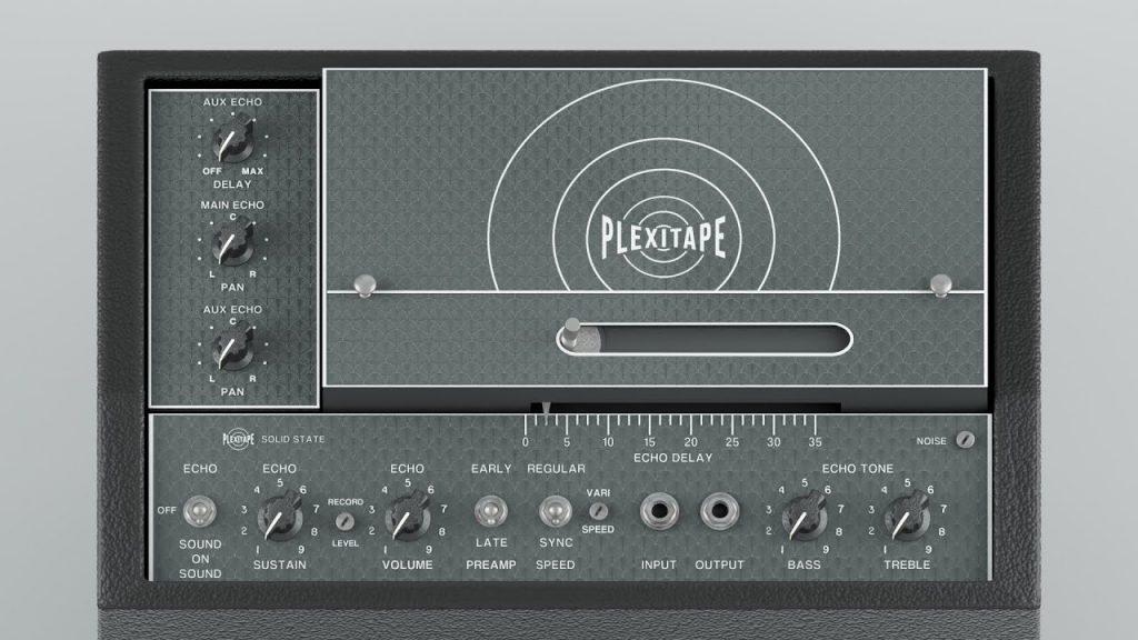 Audiority - PlexiTape Crack v1.1.1 VST, VST3, AAX, AU Download
