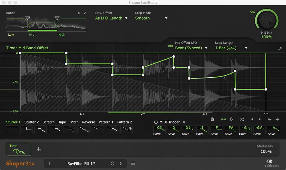 Cableguys Halftime VST Crack X86 & X64 Free Download