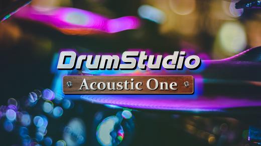 Drum Studio Acoustic One v1.2 Crack Free Download [Win & Mac]
