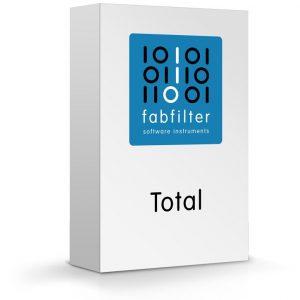 FabFilter Total Bundle v2020.6.11 Crack (Win & Mac) Full Version