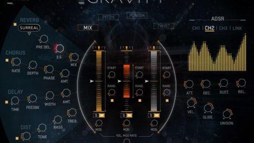 Heavyocity Gravity Crack v1.1 Torrent Free (KONTAKT)