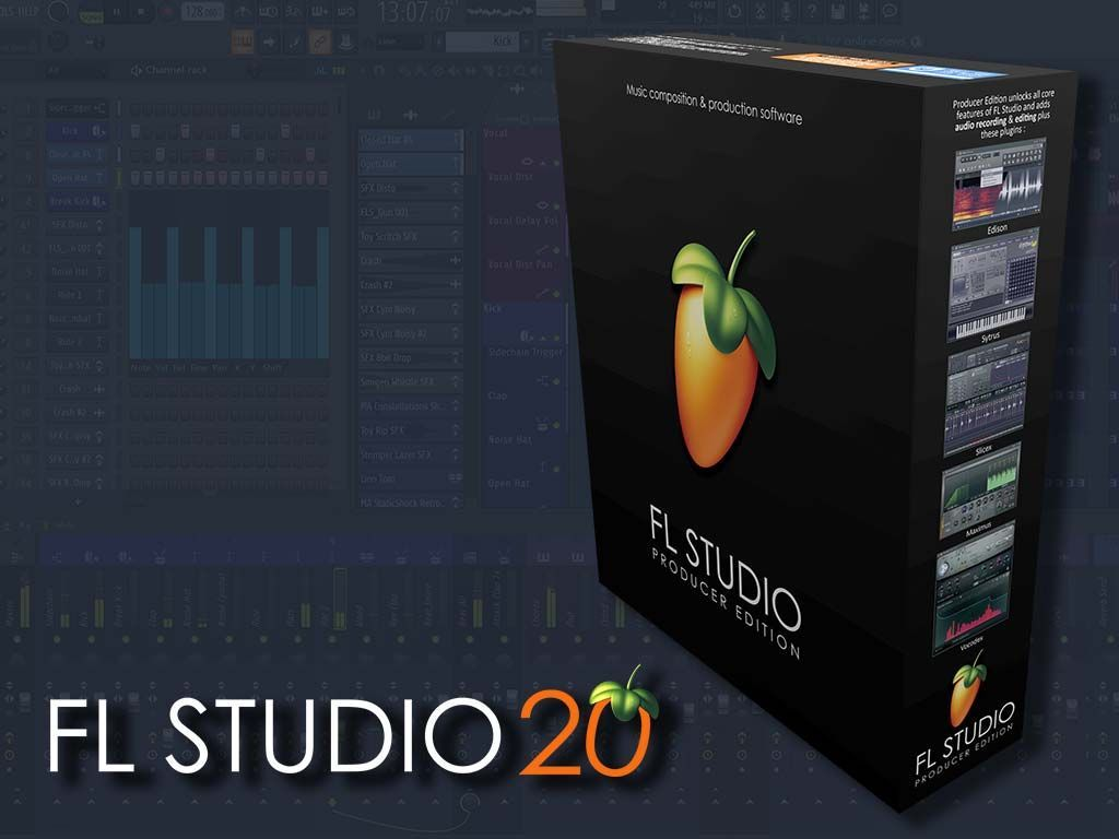 Image-Line - FL Studio Producer Edition VST Torrent v20.1.2 Free