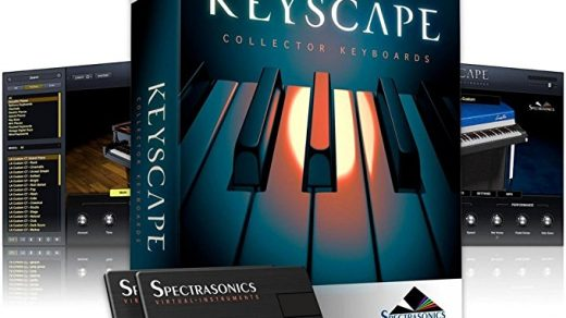 Keyscape (Win) + VST Crack Torrent 2020 Free Download