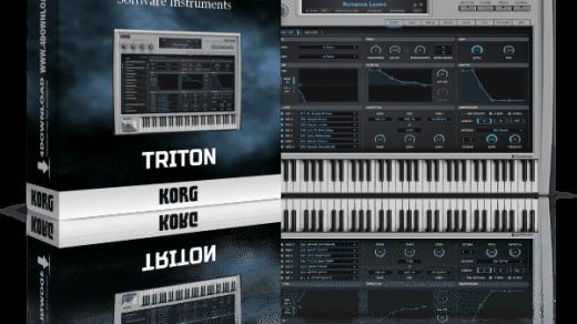 Korg Triton 1.0.0 VST Crack Mac & Win 2020 (32 Bit) Free