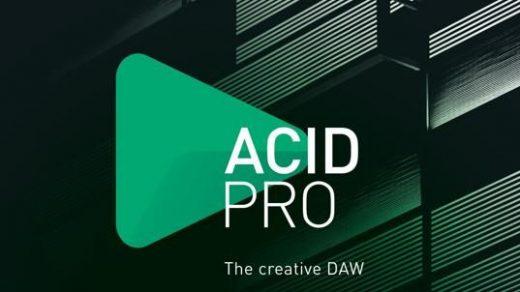 MAGIX ACID Pro 10 Crack v10.0.3.24 with Torrent X64 Latest