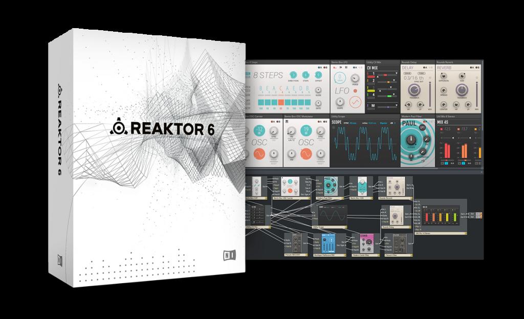 Native Instruments Reaktor 6.4.2 Crack Torrent + Key {Mac/Win} Download