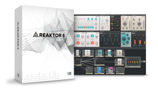 NI Reaktor 6.3.2 Crack VST Torrent Full Free Download