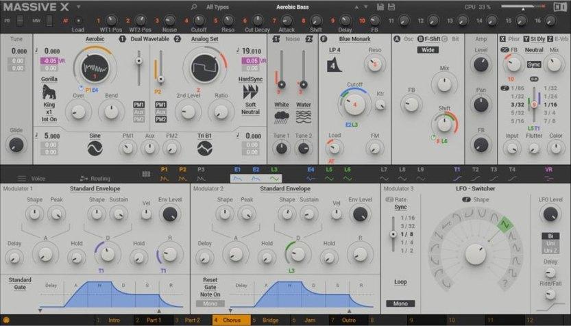 Native Instruments Massive Crack (Mac) Free Download