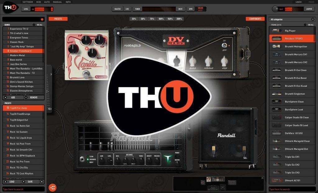 Overloud TH-U Full (Win)