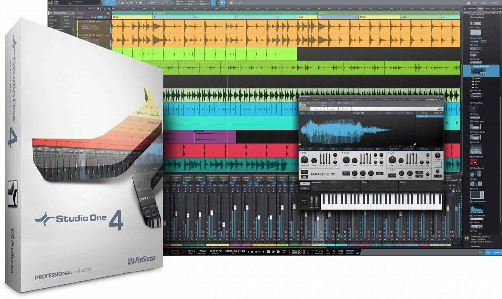 PreSonus Studio One Pro 5.0.2 With Crack Download