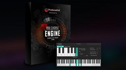 ProduceRnB - Chordz Presets All 6 Engines Crack Free Download