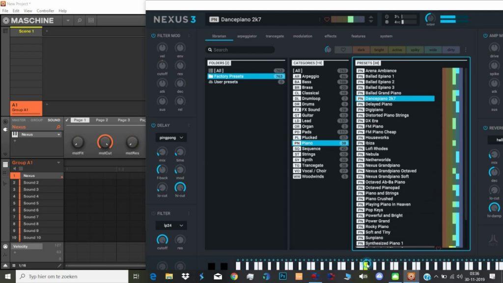 ReFX Nexus VST 3.1.7 Crack Mac + Win Free Torrent Download