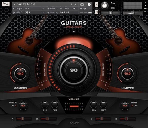 Sonex Audio - Acoustic Guitars VST Crack Torrent (KONTAKT)