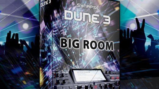 Synapse-Audio Big Room (DUNE 3) VST Crack + Torrent Download