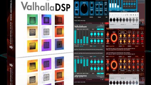ValhallaDSP Bundle 2020 VST Crack Free Download