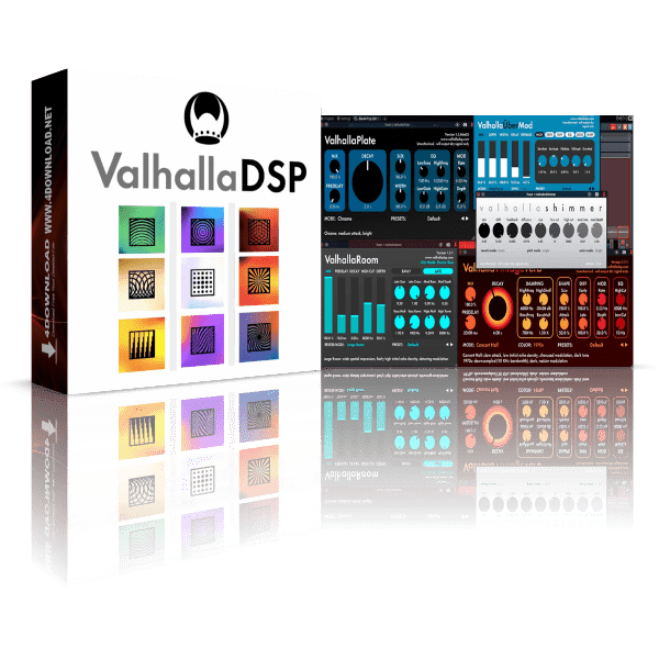 ValhallaDSP Bundle 2021.4 VST Crack Free Download