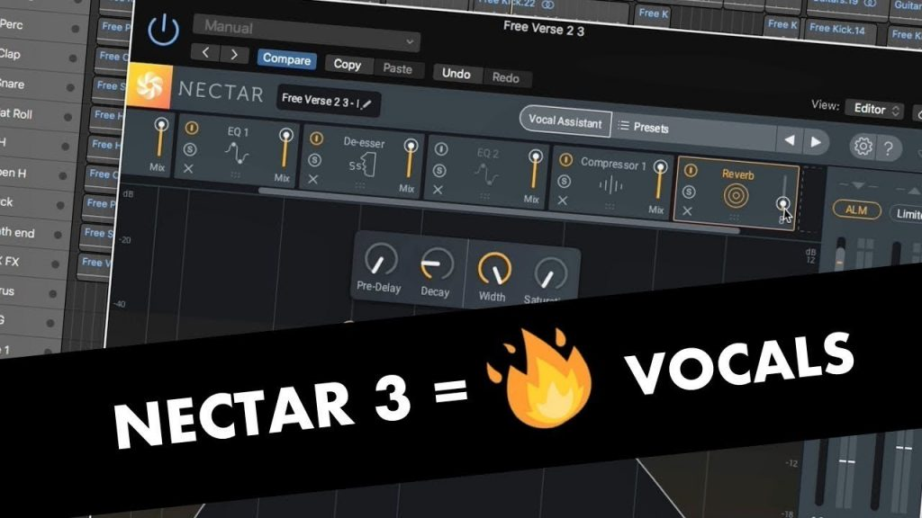 iZotope Nectar 3 Crack (Win) Download