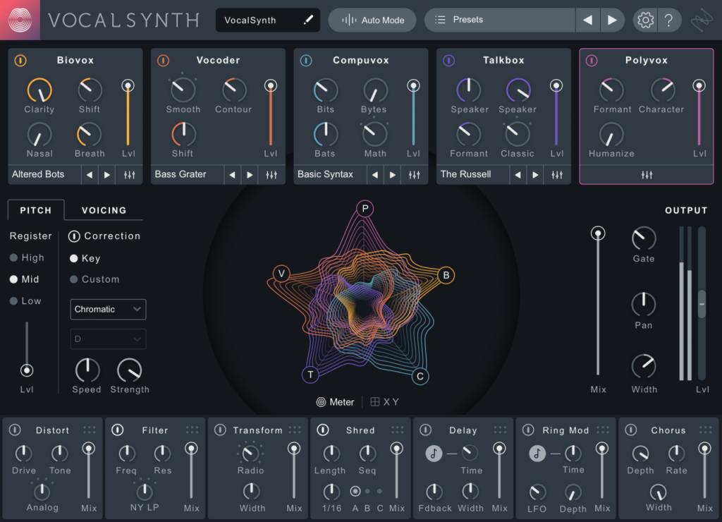 iZotope VocalSynth 2 Crack + (Win) VST Torrent Full Version