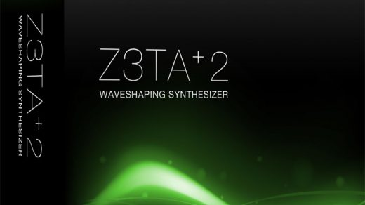 Cakewalk Z3TA+ 2 Waveshaping Synth Crack for [Mac + Win] Full Version