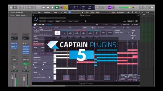 Captain Chords 5.1 Crack VST + Mac Torrent Download