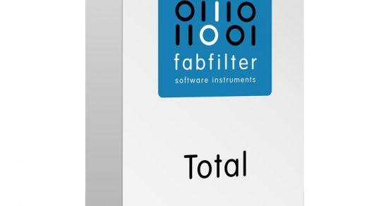 FabFilter Total Bundle v2020.6.11 Crack + License Key (Win)