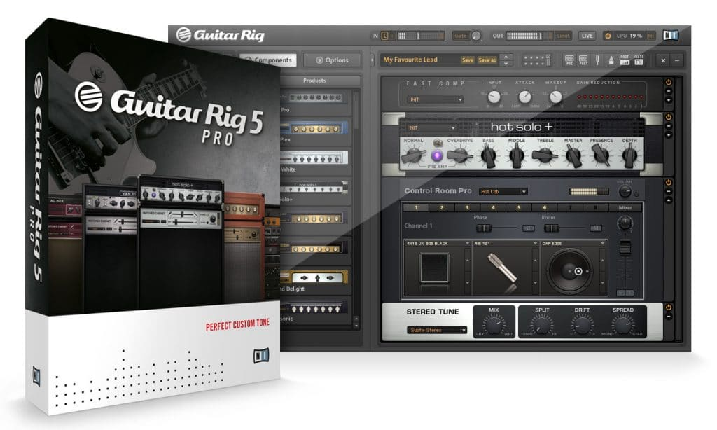 Guitar Rig Pro 6.2.0 (Win) with Crack Download