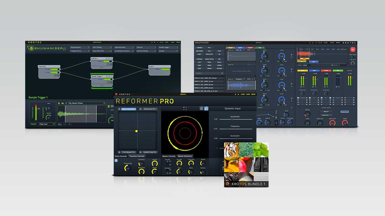 Krotos Everything Bundle Audio Plugin Crack [Win] Free