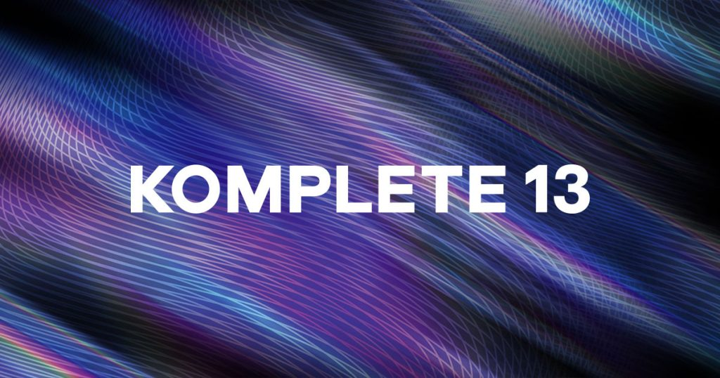 Native Instruments Komplete 13 Crack with Key Download 2021 Free