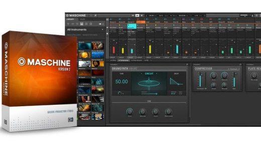 Native Instruments Maschine 2.11.0 Crack Mac Full Version [Latest]