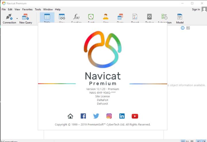 Navicat Premium 15.0.18 Key with Crack [Latest] Free Download