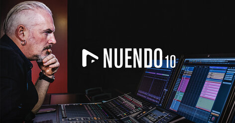 Steinberg Nuendo 10.5.2 VST Crack Mac + Serial Key [Torrent]
