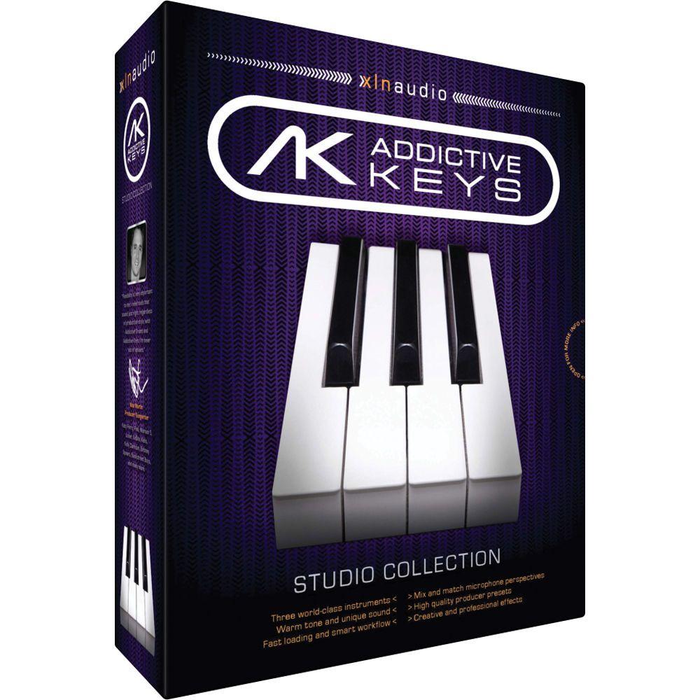 XLN Audio Addictive Keys Complete v 2.1.9 VST Crack Full (Win)