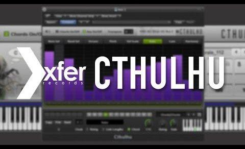 Xfer Records Cthulhu VST Crack Mac v1.1.1 Full Torrent 2020