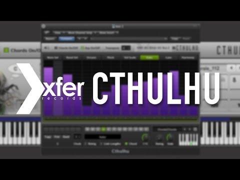 Xfer Records Cthulhu VST Crack Mac v1.1.1 Full Torrent 2021