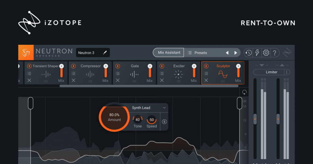 iZotope Neutron Advanced 3.2.1 With Crack Free Download [Latest]