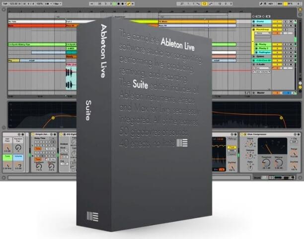 Ableton Live Suite v11.0.6 Crack + Ableton r2r Keygen [Latest] 2021