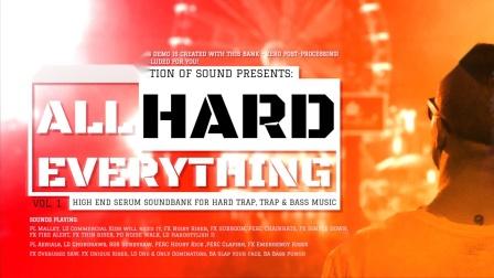 Evosounds - All Hard Everything VST Crack (SERUM, ABLETON) Free