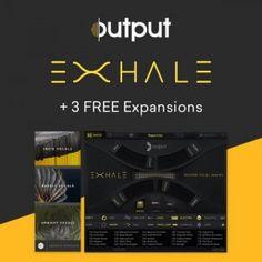 Exhale Vocal Engine VST KONTAKT Library Crack (Win) Plugin Free Download