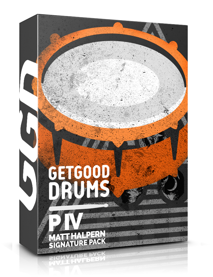 GetGood Drums P IV Matt Halpern Signature Pack Crack Torrent