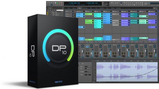 MOTU Digital Performer 10.11 Crack Full 2021 VST [Torrent]